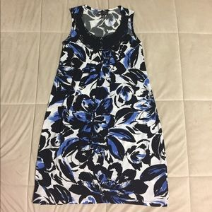 Carole Little floral dress
